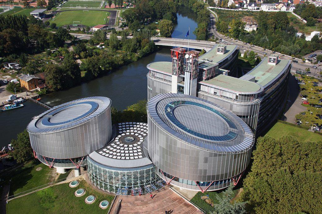 Den europeiske menneskerettsdomstolen