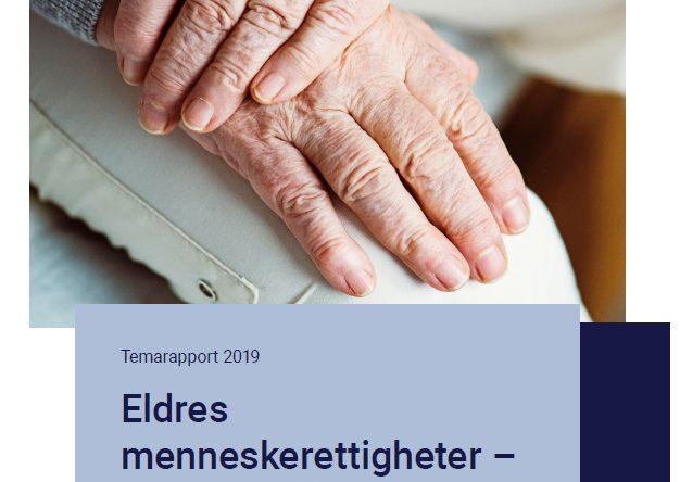 Temarapport 2019 - Eldres menneskerettigheter: syv utfordringer