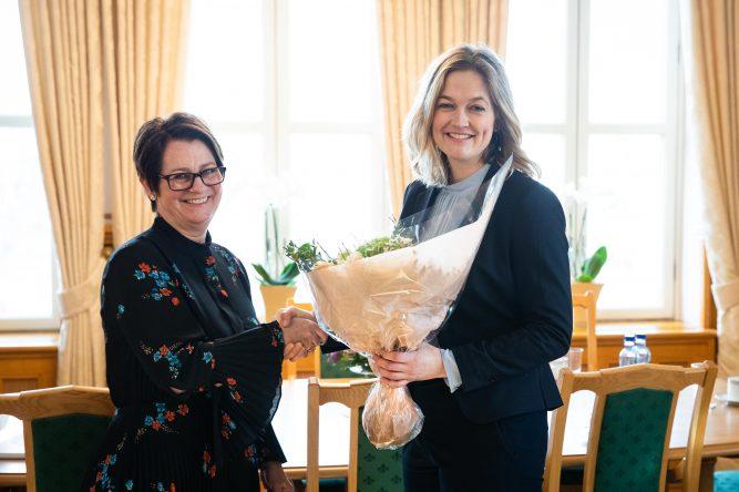 Adele Matheson Mestad er ny direktør i NIM