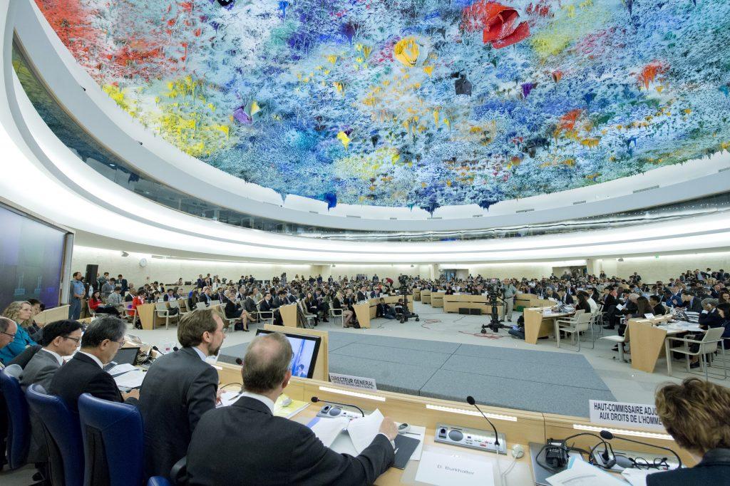 FNs menneskerettighetsråd