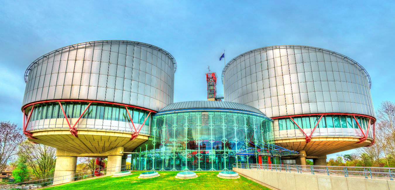 EMD-bygningen i Strasbourg
