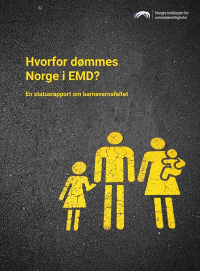 Forside: Hvorfor dømmes Norge i EMD?