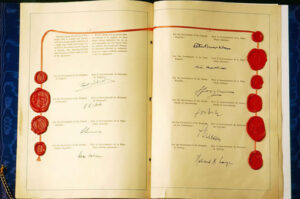 Den europeiske menneskerettskonvensjon (opprinelig versjon signert 1950)