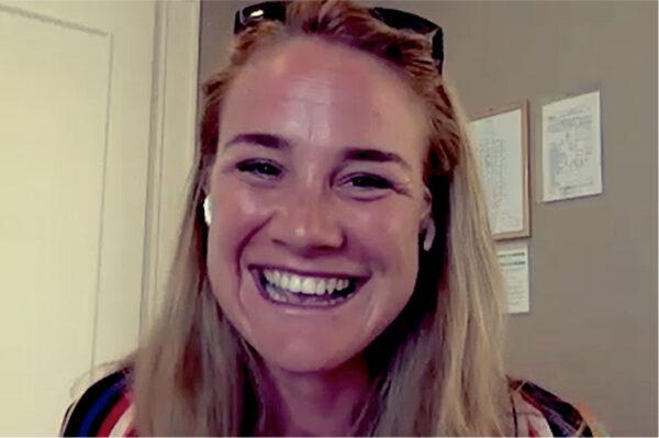 Episode 3: Ytringsfrihet og idrett med Birgit Skarstein