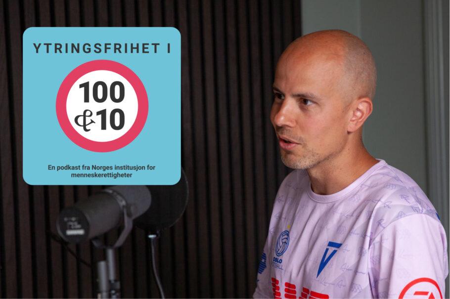 «Ytringsfrihet i 100 & 10» – Ny episode med Magdi fra Karpe