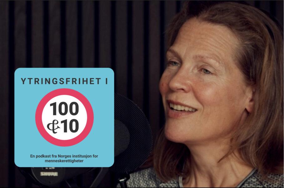 «Ytringsfrihet i 100 & 10» – om litteratur med Åsne Seierstad